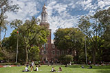 East Quad and the Brooklyn College Library