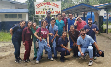 Brooklyn College Global Medical Brigades Focuses on Sustainable Health in Central Panama