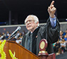 Bernie Sanders Inspires the Brooklyn College Class of 2017 at Commencement Ceremony Held at the Barclays Center