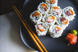 Brooklyn's Best Sushi Sampling