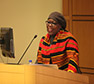 Acclaimed Photojournalist Laylah Amatullah Barrayn Pays Tribute to John Hope Franklin at Black History Month Memorial Event